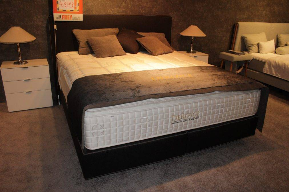 boxspringbett de royce maxima 1 planungswelten. Black Bedroom Furniture Sets. Home Design Ideas